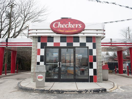 This Checkers drive-in on the White Horse Pike and Laurel Road in Stratford  opened in 2015.