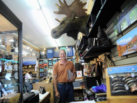 C.W. Moose Trading Co. has been participating in Dine & Shop for a number of years, according to owner Robert Hope.