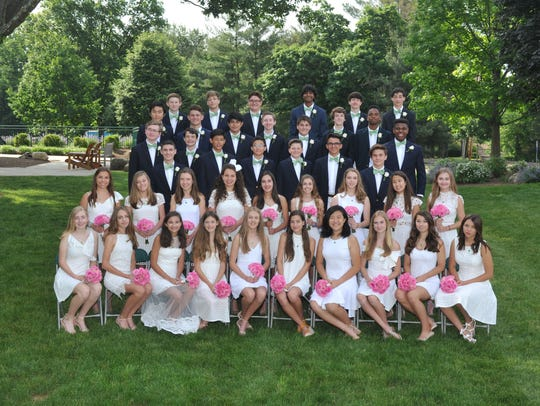 Far Hills Country Day School conferred diplomas upon