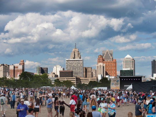 The Mo Pop Festival is set for July 27-28 at West Riverfront Park.