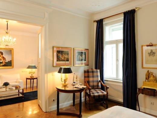 Munchen Hotel Splendid Dollmann