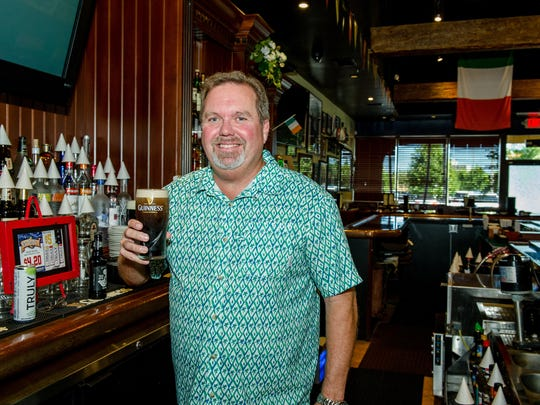 On Nov. 20, 2015, Brendon McCarthy opened McCarthy's Pub at its current location.