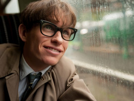 Eddie Redmayne is getting awards attention for his