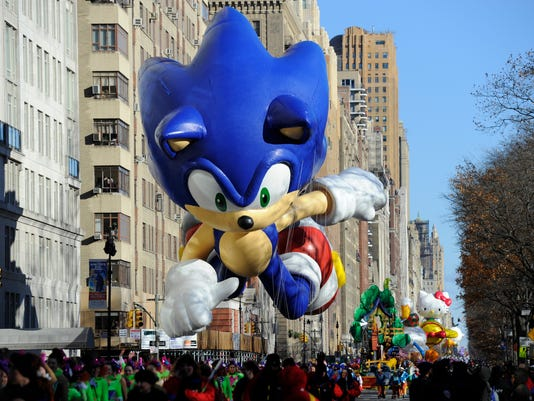 Traditions: Macy's Thanksgiving Day parade explained