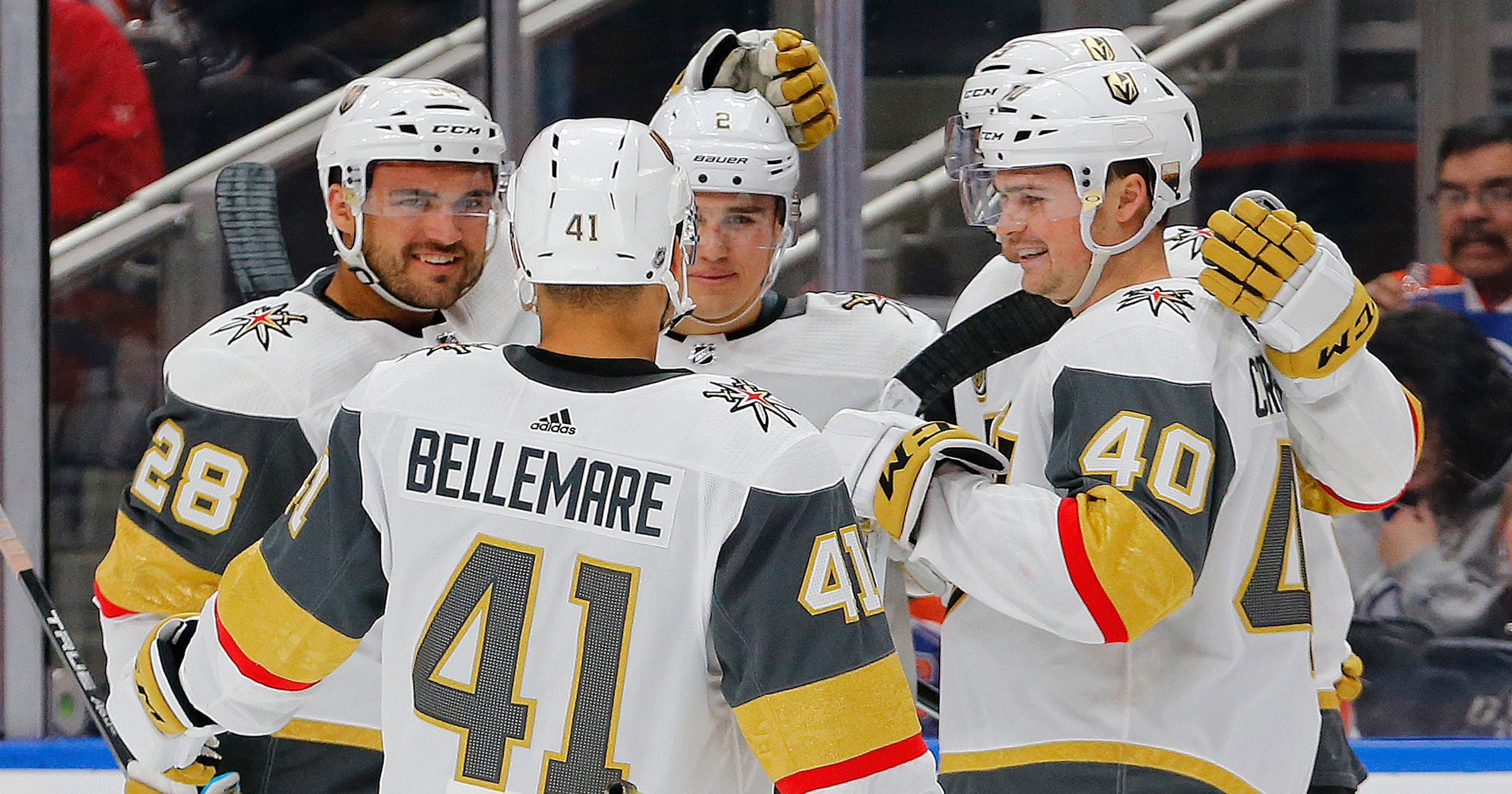 0f9613230 NHL point projections reflection: Golden Knights had me fooled