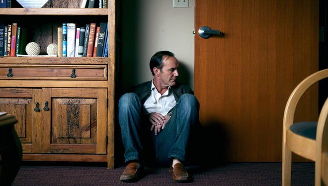"Clark Gregg as Howard in ""Trust Me."""