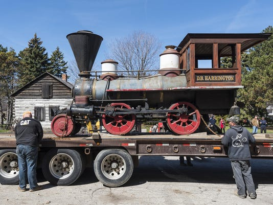 Old Locomotive (2)