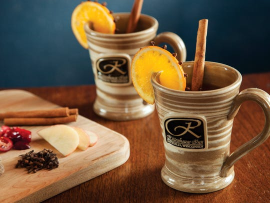 Wassail is served during pre-holiday dinner concerts