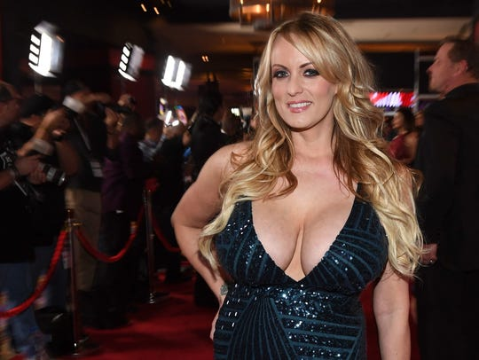 Adult film actress Stormy Daniels is coming to Tonawanda