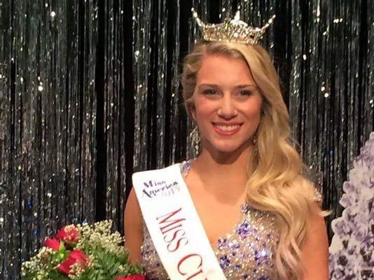 Miss Cumberland County Samantha Mason