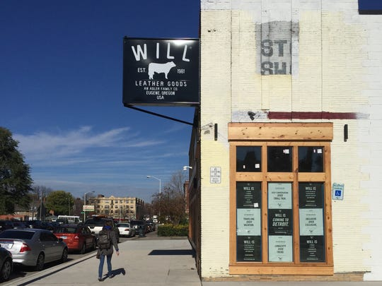 Will Leather Goods in Midtown has closed and will be turned into a pizza-centric restaurant and market run by Jeremy Sasson's Heirloom Hospitality, the group behind Prime + Proper and the Townhouse restaurants.