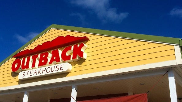 Outback Steakhouse has a gift card promotion now through June 17.