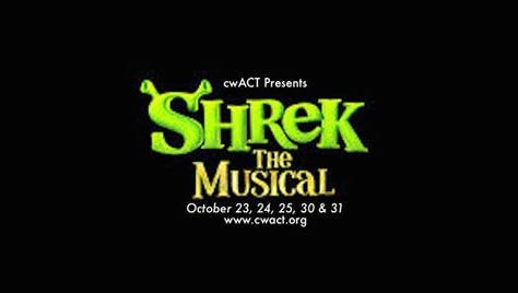 Shrek: The Musical.
