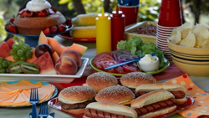 Tailgate Food Savings