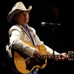Dwight Yoakam performs at the 8th Annual ACM Honors at the Ryman Auditorium last September in Nashville.