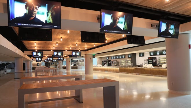 TVs in the concourse at Fiserv Forum will be quiet this year with no fans at games; watching at home is also more challenging than before.