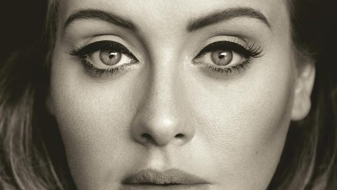 """Adele's new single """"Hello"""" is the top-selling iTunes track as of Nov. 5."""