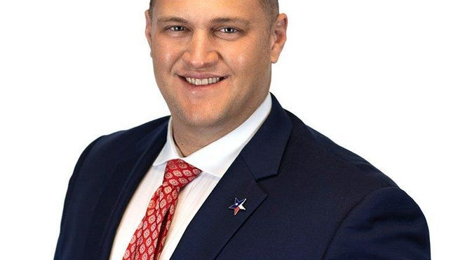 Justin Berry, an Austin police officer, is in the  Republican runoff for the 47th Texas House District