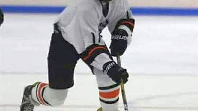 Gardner High senior Michael Ouellet said his favorite high school sports memory was helping the Wildcats post a 3-2 win over Nashoba Tech during his senior season with the co-op boys' ice hockey team.