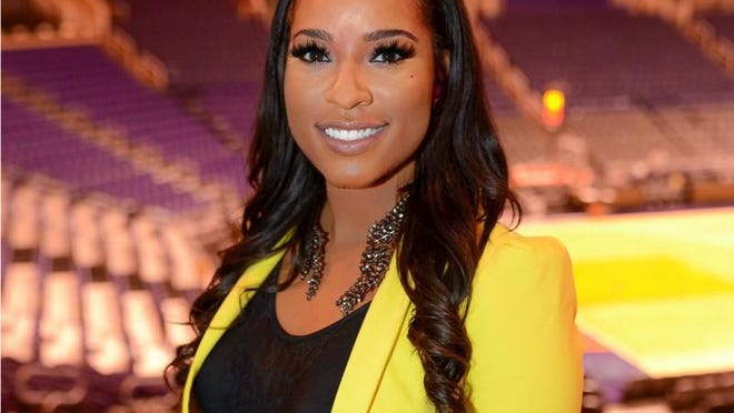 Peorian Stephanie Lovingood has gone from a standout basketball player at Richwoods High School to a position as a business manager for the Phoenix Suns and Mercury.