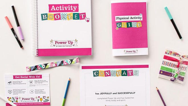 Girls on the Run has introduced its Power Up Activity Kits, which include more than 50 activities that help young girls navigate emotions, friendships and the issues being talked about today.