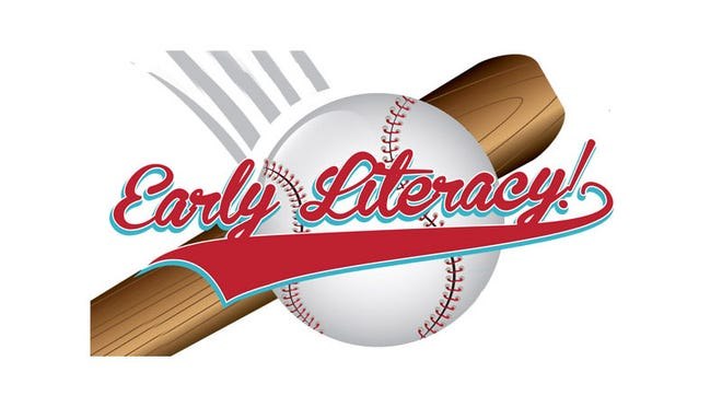 The Pensacola Blue Wahoos are taking a swing at early childhood illiteracy this weekend.