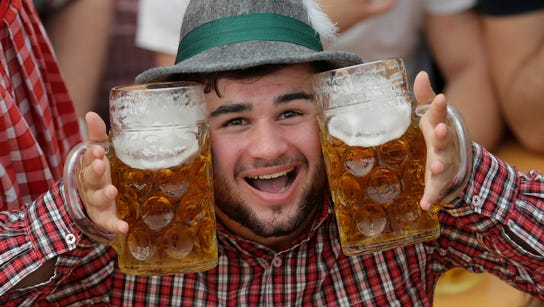 Beer makes people happy. Writing about beer could make