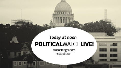 Joe Nosef answers your questions today during Political Watch LIVE!