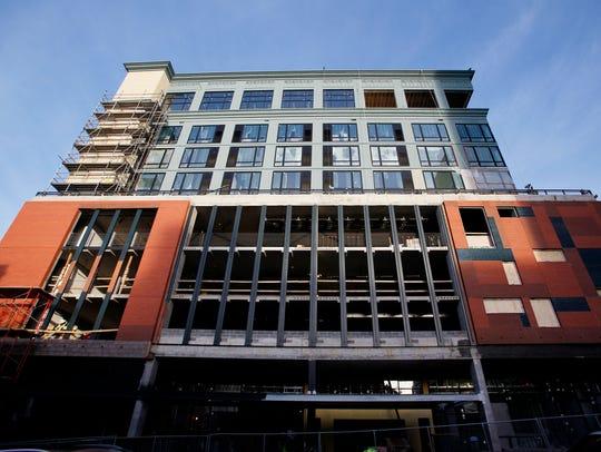 The $24 million, nine-story AC Hotel by McKibbon Hospitality