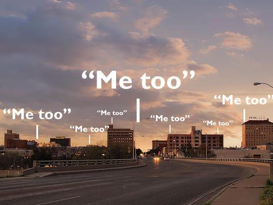 """""""Me Too"""" San Angelo"""