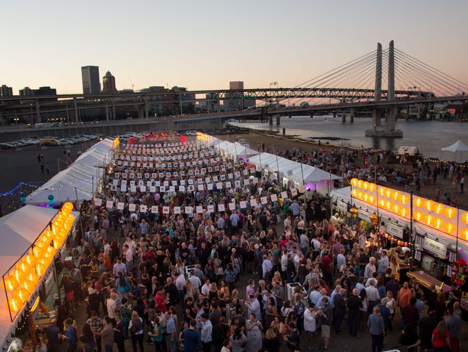 Fill Up On Food Trends From Feast Portland