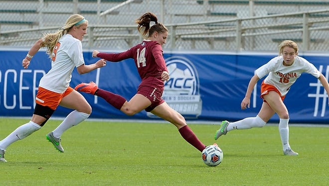 Natalia Kuikka and the Seminoles are a No. 1 seed in the NCAA Tournament.