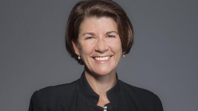 Portrait of Columnist Amy Dickinson.