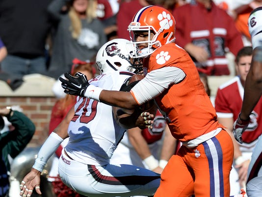football, 2014, clemson, south carolina