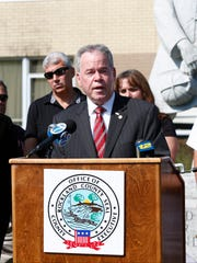 Rockland County Executive Ed Day, a Republican, is only the third elected officials to hold the post since it was created in 1985. The GOP has now held the county executive's seat since 1993.