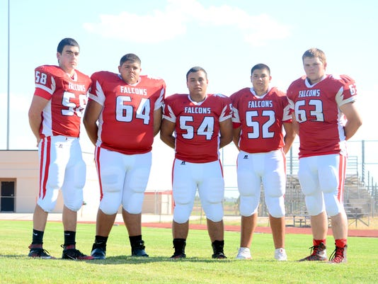 Loving offensive linemen
