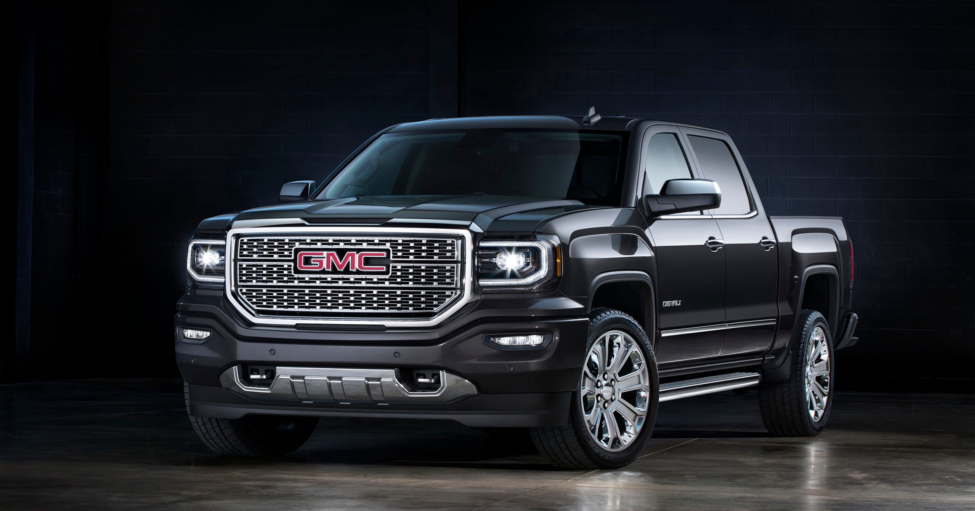 2017 Gmc Sierra Denali 1500 Pickup Performs Like A Pro