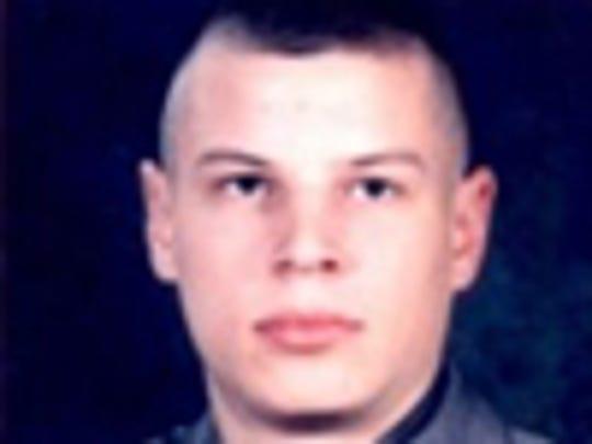 Trooper David C. Brinkerhoff