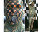 Matt Gone shows tattoos, which he says cover 99 percent