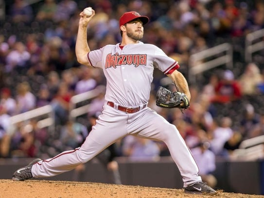 Former Arizona Diamondbacks pitcher Matt Stites has