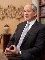 New Gulf Breeze City Mayor Matt Dannheisser talks about