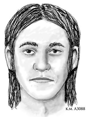 Phoenix police released a composite sketch of a man sought in a sexual assault on a woman in downtown Phoenix.