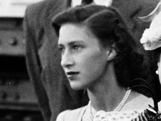 One of the first personal crises of the queen's reign