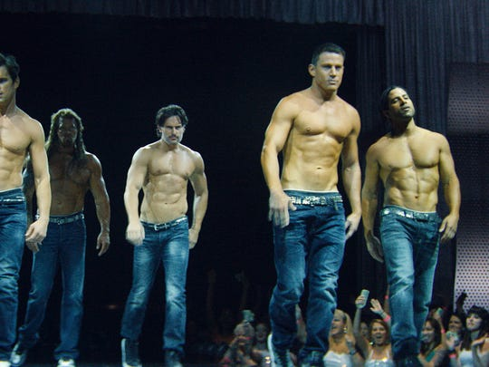"""Magic Mike XXL"" opens in theaters on July 1."