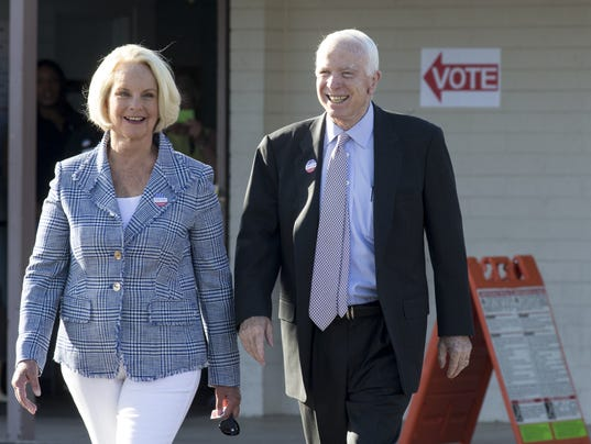Meghan McCain 'going home' to be with family