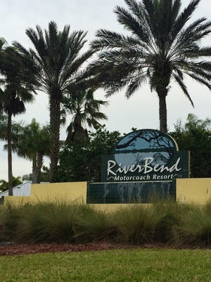 After sosites tested positive for lead, RiverBend Motorcoach Resort in Hendry County redid its water system.