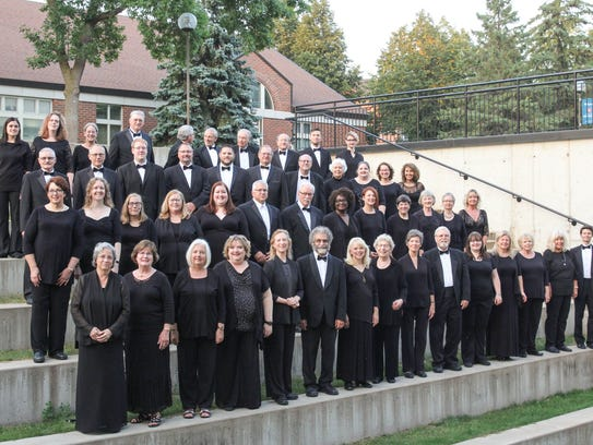 The Minnesota Center Chorale will perform Oct. 22 at