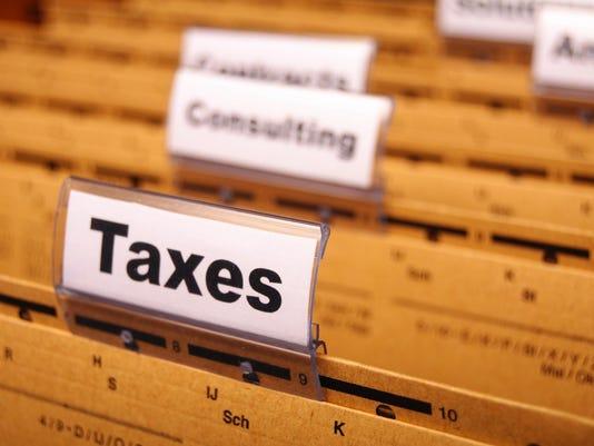 CLR-Presto Taxes