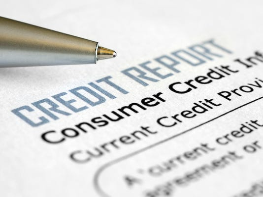 economy - credit report