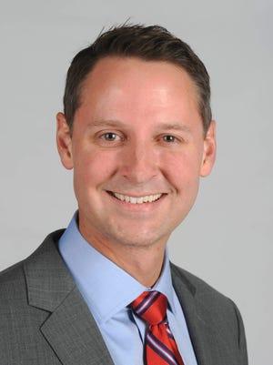Matt Carr, class of 2016 40 under 40 honoree.